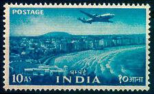INDIA 1955-10 Anna-Marine Drive-Bombay-F.Y.P Series-1 Value-MNH