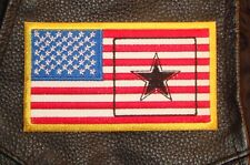 American Flag - Military, Veteran, Army Patch