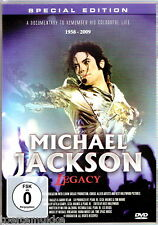 DVD NEU OVP Michael Jackson LEGACY The Definitive Biography Special Edition