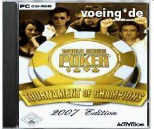 World Series of Poker - Tournament of Champions - NEU
