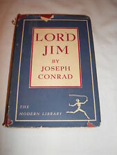 Awesome 1931 Vintage book - Lord Jim by Joseph Conrad