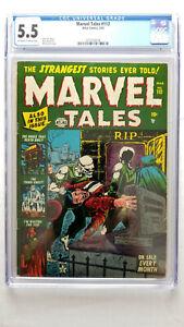 Marvel Tales #112 CGC 5.5 Fine-