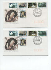 4 x Aus Post Covers. Aat. Expeditions 1992. To Clear. Free Post