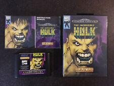 Sega Megadrive Hulk Complet