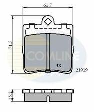 Rear Brake Pads FOR SLK R171 1.8 3.0 3.5 04->11 CHOICE1/2 Petrol Comline