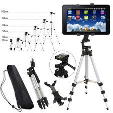 Adjustable Foldable Tripod Stand Mount Holder for iPad 2 3 4 Mini Air Tablet PC