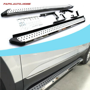 Fits for Porsche Macan 2014-2019 Running Board Side Step side Bar protector bar