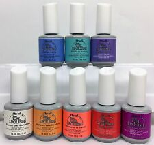 IBD Just Gel Polish - DESTINATION 2017 Collection - All 8 shades 66578-66585