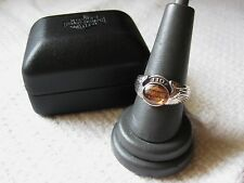NWT Women's HARLEY-DAVIDSON Sterling Silver 110th Anniversary RING Sz 7 Jewelry
