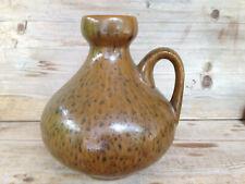 UNBEKANNT Vase / Mid-Century Vintage West-Germany Pottery / sign/size U53/20 cm