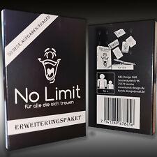 No Limit- Für alle die sich trauen - das offizielle Erweiterungspaket-Trinkspiel