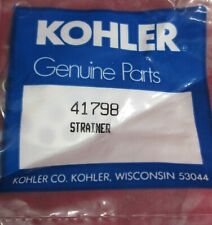 KOHLER STRAINER SINK FAUCET DRAIN 41798 GP41798 OEM GENUINE STAINLESS STEEL