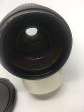 Nikon Zoom Lens 70-210mm 1:4 Nikon Lens Series E w/lens caps