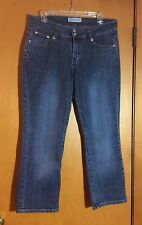 Pre-owned Authentic Jeanswear HipsterJeans Size 11 Short Boot Cut Relaxed Fit