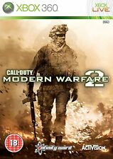 Call Of Duty Modern Warfare 2 (Xbox 360) - MINT - FAST First Class Delivery FREE