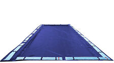 20'x40' Inground Solid Winter Swimming Pool Cover 15 Yr Warranty Rectangle