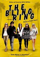 NEW DVD // THE BLING RING //Emma Watson, Leslie Mann, Taissa Farmiga, Israel Bro