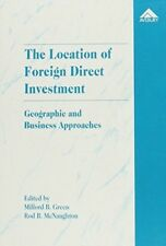 New, The Location of Foreign Direct Investment: Geographic and Business Approach