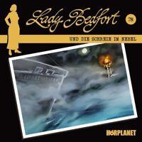 Lady Bedfort - Folge 78- Die Schreie im Nebel - CD Hörspiel