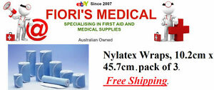 """NYLATEX WRAPS code 1212, 4""""x 48"""" , pack of 3. Free Shipping."""