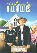 THE BEVERLY HILLBILLIES Official 4th Season *New & SEALED* Region 1
