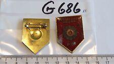 DDR Orden DDR Abzeichen Freiwillige Helfer DVP,ABV 1 Stück (g686-)