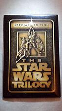 Star Wars Trilogy Movie Promotional Pinback Button Badge