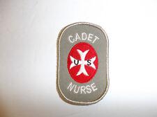 0558 WW2 US Cadet Nurse Patch Public Health Service R22A