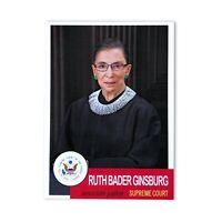Justice Ruth Bader Ginsburg Trading Card