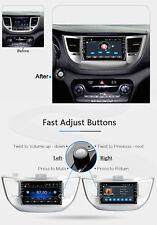 "AUTORADIO 8"" Androdid 8.0 Hyundai Tucson IX35 2016 2017 Navigatore GpsUsb Wifi"