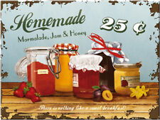 Homemade Marmalade JAM E MIELE CIBO Breakfast Cucina Regalo Calamita frigo ARTE