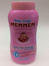 Mennen baby magic powder 7.06oz / talco  para bebe made in Mexico7.06 oz