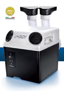 Climatisation, Climatiseur Air Conditionné Portable U-GO Cube 12 ou 24V