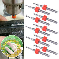 10pcs 2.0mm Carbide Alloy Micro Drill Bits Router PCB CNC Jewelry Rotary Tool