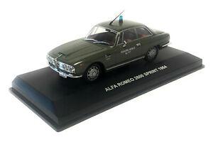 Alfa Romeo 2600 Sprint Polizia Stradale (1964) - 1:43