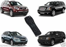 Genuine GM Replacement DVD Player Remote For 2007-2014 GM SUV New Free Shipping