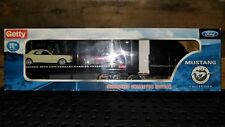 GETTY FORD MUSTANG 2004 CARRIER 40TH ANNIVERSARY LIMITED EDITION MINT NIB!