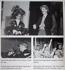 SEAN GUNN 1992 Yearbook St Louis U High School MO Gilmore Girls