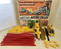 VINTAGE 1968 REMCO MIGHTY MIKE ASTRO TRAIN SET IN ORIGINAL BOX
