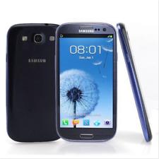 """Débloqué Téléphone 4.8"""" Samsung Galaxy S3 I9300 3G Android 16GB 8MP WIFI - bleu"""