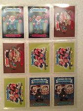 Garbage Pail Kids 2017 Rock + Roll Hall of Lame 17 Card Complete Set