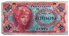 1965-1968 U.S. Military Payment Certificates - Vietnam-Era Series 641 SKU54013