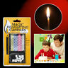 10X Prank Candle Magic Trick Relighting Candle Birthday Cake Party Gag Joke TB
