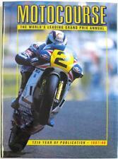 MOTOCOURSE 1987-1988 WAYNE GARDNER HONDA ISBN: 0905138473 MOTOGP RACING BOOK