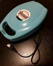 Bella  Light Blue Mini Donut Maker Non Stick Easy to use