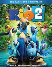 Rio 2 (Blu-ray Disc ONLY, 2014)