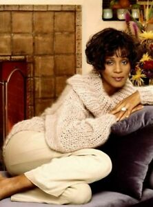 WHITNEY HOUSTON Poster 90's Nineties Photo Print Poster |24 x 36 inch| 2