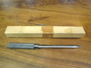 Rare Vintage Starrett No.810 Burnishing Tool.