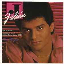 rare 80s BALADA CD sleeve JULIAN Niña mágica LLEGASTE HASTA MI VIDA tu solo tu