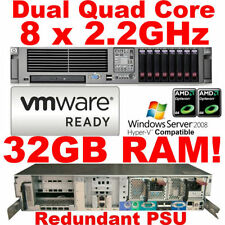 ProLiant DL 32GB AMD Enterprise Network Servers
